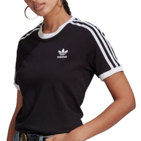 Adidas-3-Stripes-T-Shirt-Dames