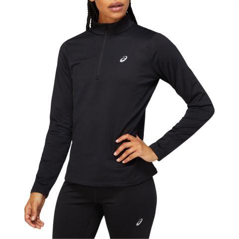 Asics-Core-LS-1-2-Zip-Winter-Shirt-Dames-2109271335