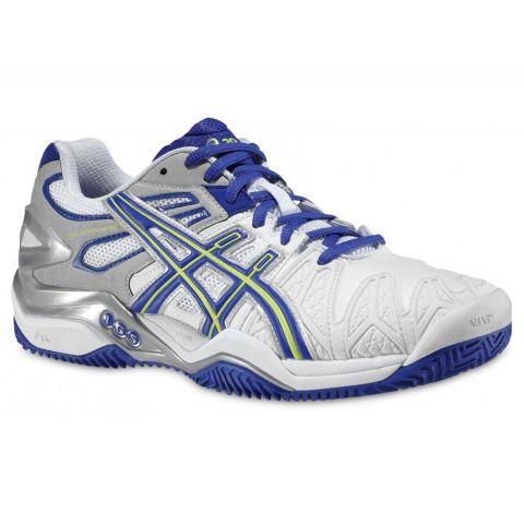 Asics-Gel-Resolution-5-Clay-Tennisschoen-Dames