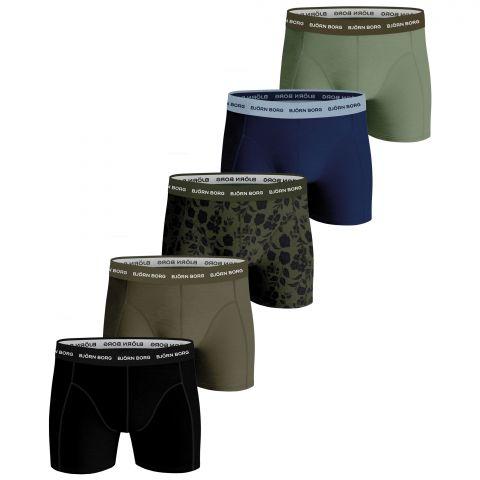 Bj-rn-Borg-Essential-Boxershorts-Heren-5-pack--2109061046