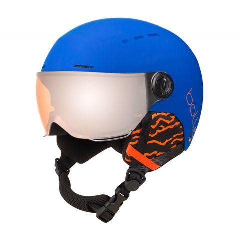 Boll-Quiz-Visor-Ski-Helm-Senior