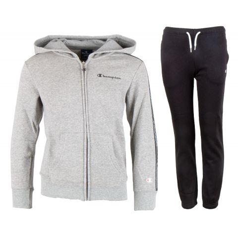 Champion-Legacy-Hooded-Full-Zip-Joggingpak-Junior
