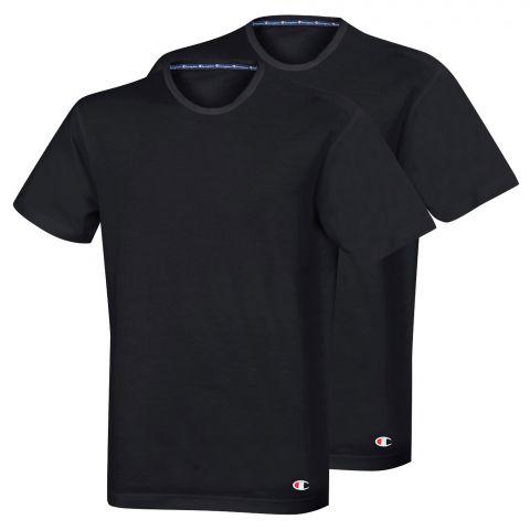 Champion-Y09G5-Crew-T-shirt-Heren-2-pack-