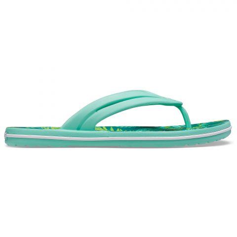 Crocs-Crocband-Tropical-Teenslipper-Dames