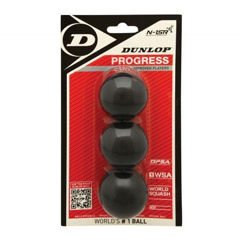 Dunlop-Progress-Squashballen