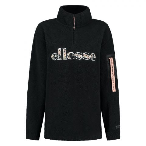 Ellesse-Monticule-1-2-Zip-Sweater-Dames-2109230818