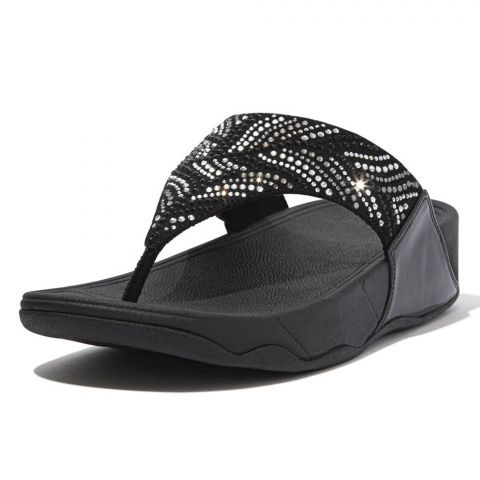 FitFlop-Lulu-Crystal-Feather-Wide-Fit-Toe-Post-Teenslippers-Dames-2106230940