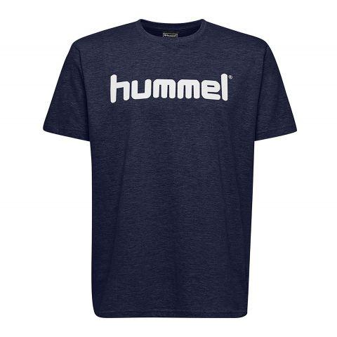 Hummel-Go-Cotton-Logo-Shirt-Junior