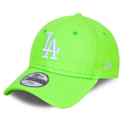 New-Era-9Forty-League-Essential-LA-Dodgers-Cap-Junior-2106230940