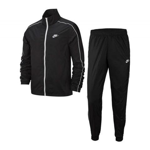 Nike-Sportswear-Woven-Basic-Trainingspak-Heren