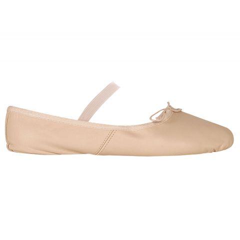Papillon-Ballet-Shoe-Leather-Junior