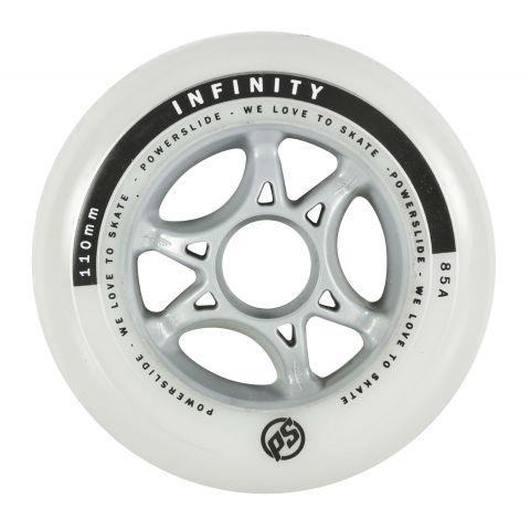 Powerslide-Infinity-II-110mm-Wielen-4-Pack