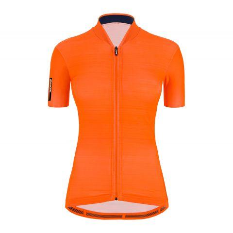 Santini-Colore-S-S-Fietsshirt-Dames