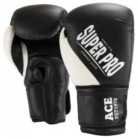 Super-Pro-Combat-Gear-Ace-Kickbox-Handschoen