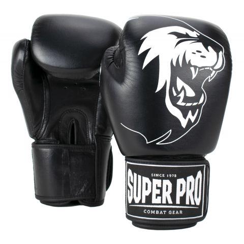 Super-Pro-Warrior-Bokshandschoenen-Senior