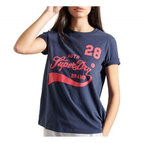 Superdry-Collegiate-Cali-State-Shirt-Dames