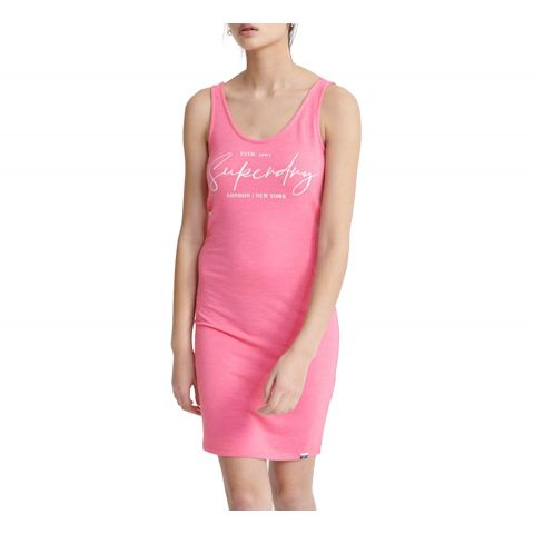 Superdry-Mini-Graphic-Bodycon-Dress-Dames