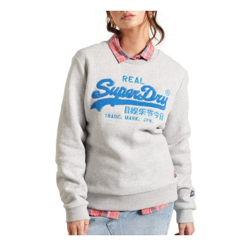 Superdry-Vintage-Logo-Chenille-Sweater-Dames