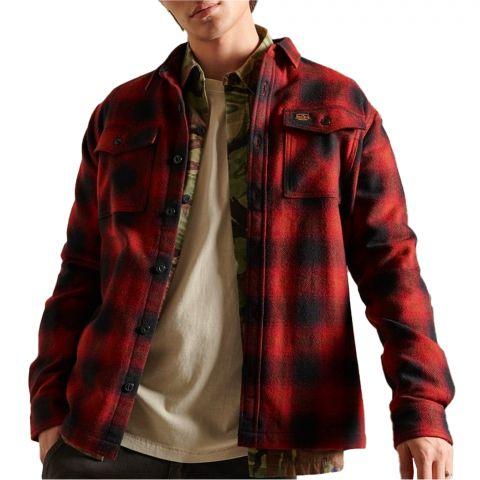 Superdry-Wool-Miller-Overhemd-Heren-2110221621