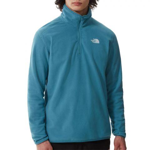 The-North-Face-100-Glacier-1-4-Zip-Fleece-Sweater-Heren-2109171558