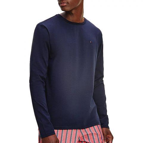 Tommy-Hilfiger-Woven-Print-Pyjama-Heren-2108300937