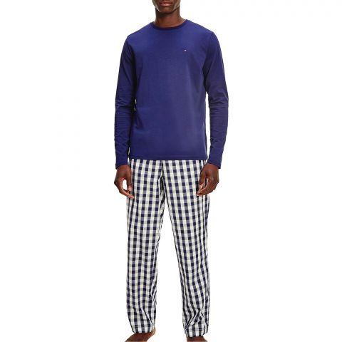 Tommy-Hilfiger-Woven-Print-Pyjama-Heren-2109171434