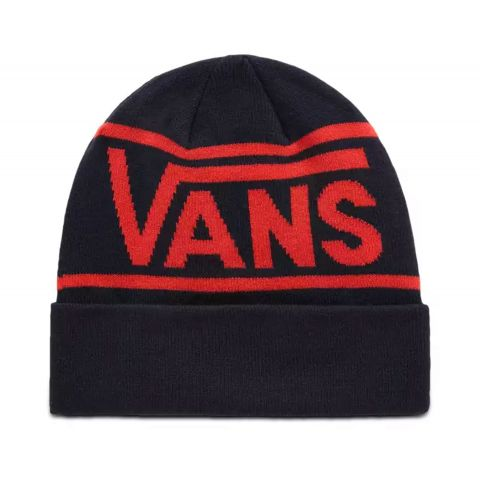 Vans-Drop-V-Stripe-Cuff-Beanie
