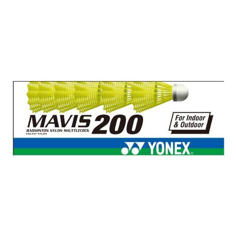 Yonex-Mavis-200-Badminton-Shuttles-6-pack-